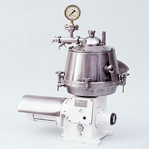 Сепаратор высокожирных сливок Ж5-О,15М