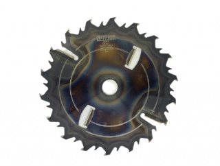 Пила дисковая 450 x 50 x 4,8/3,2 Z = 18 + 4 PI-130 SMD Series 1