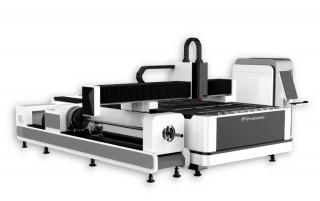 Оптоволоконный лазерный станок для листов и труб DualCut LNR3015/500 Raycus