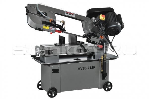 Ленточнопильный станок по металлу JET HVBS-712K 230В