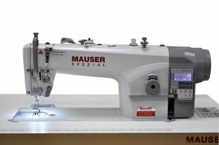 Прямострочная промышленная швейная машина Mauser Spezial ML8123-AE4-BJ