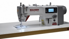 Прямострочная промышленная швейная машина Mauser Spezial ML8125-ME4-СJG
