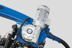Станок с гидроподъёмом пильной рамы ARG 300 PLUS H.F.