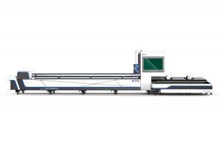 Оптоволоконная лазерная установка для резки труб TC-T220/1500 Raycus