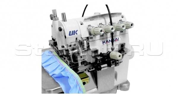 Промышленный оверлок Kansai Special UK-2116GS-30M-3x4