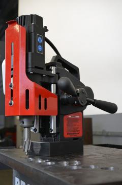 Сверлильный станок на магнитном основании ПРО-36 АВТО