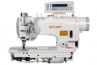 Двухигольная промышленная швейная машина с прямым приводом SIRUBA DT8200-75-064H/C-13