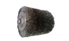 Щетка для браширования дерева металлическая 0,4