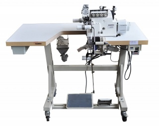Промышленная машина оверлок Kansai Special JJ-5014GH-01M-2x4