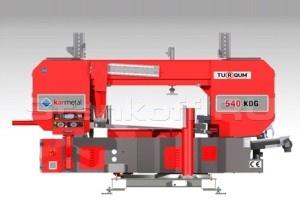 Полуавтоматический ленточнопильный станок KMT 540 KDG