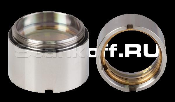 Оригинальная фокусирующая линза D30 F125 FLA30125/CX Raytools для оптоволоконных лазеров
