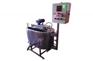 Ванна длительной пастеризации для производства сыра ВДПО-500