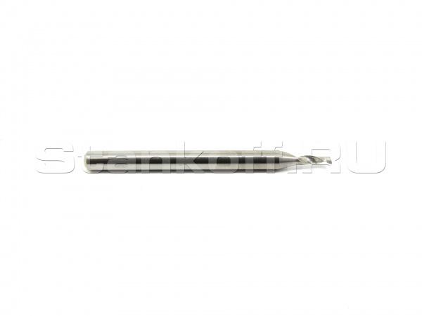 Фреза cпиральная однозаходная по алюминию, меди, латуни AL1LX3.1.506