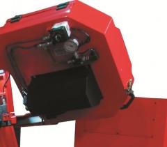 Автоматический ленточнопильный станок KMT 440 WOS - PLC