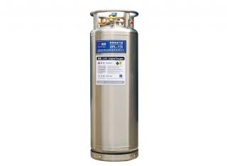 Вертикальный криоцилиндр для азота, кислорода, аргона DPL-450