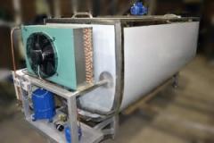 Танк охладитель молока открытого типа ОМОТ-4000