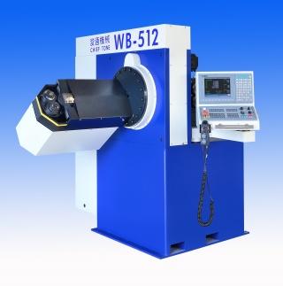 Автоматические станки для 3D гибки проволоки из бухты CHIEF TONE WB-512