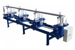 Торцовочный станок проходного типа Стилет ТСП-50/4-6000