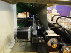 Лазерно-гравировальный станок с возможностью раскроя металла и подключением газа LТТ Z2513QH