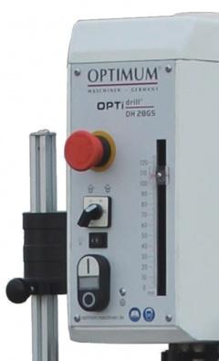 Вертикальный сверлильный станок DH28 GS