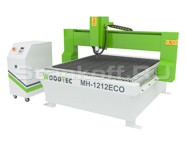 Фрезерно-гравировальный станок с ЧПУ WoodTec MH-1212 2,2 ECO