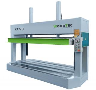Пресс для холодного прессования WoodTec CP 50T