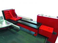 Полуавтоматический ленточнопильный станок KMT 400 KSA