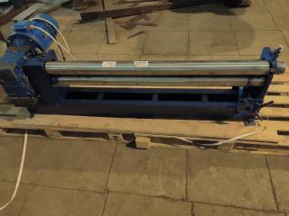Электромеханический вальцовочный станок для листового металла ТВ-500х4