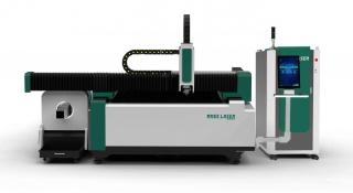 Установка оптоволоконной лазерной резки металлических листов и труб OR-ET1530/3000 IPG