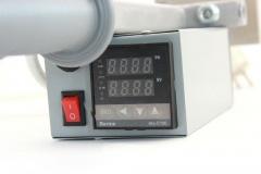 Термоклеймо с цифровым регулятором TA