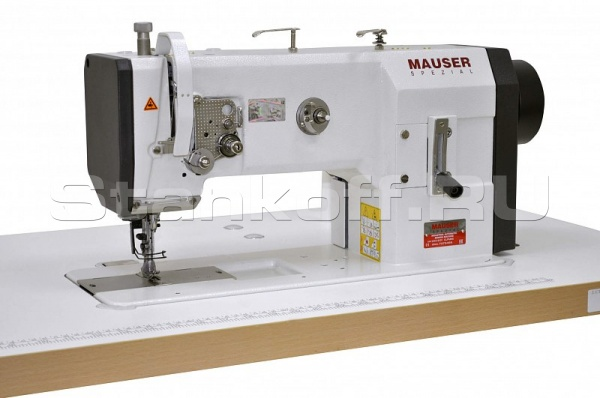 Прямострочная одноигольная промышленная швейная машина Mauser Spezial MA1245-6/01 CLPMN8