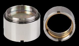 Оригинальная фокусирующая линза D37 F150 FLA4034 Raytools для оптоволоконных лазеров
