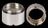 Оригинальная фокусирующая линза D37 F150 FLA37150/Me Raytools для оптоволоконных лазеров