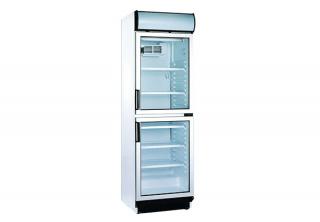 Холодильный шкаф двухдверный USS 374 D2KL