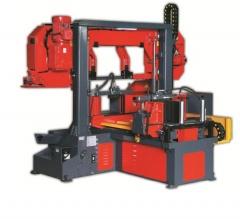 Автоматический ленточнопильный станок KMT 500 WOS - PLC