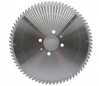 Пила дисковая алмазная основная DEKOR 400*75*4,4/3,5 z72 TR-F