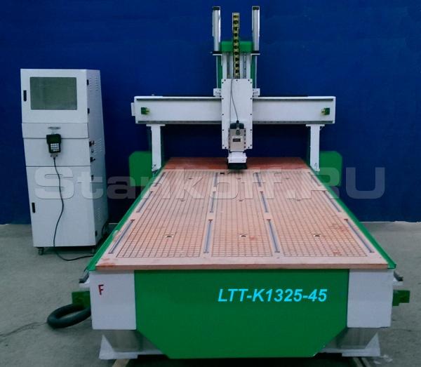 Фрезерный 4-х осевой станок с ЧПУ LTT-K1325-45
