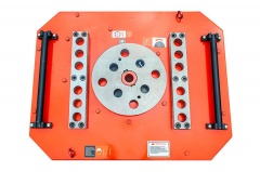Гибочный станок для арматуры GW40 с ЧПУ