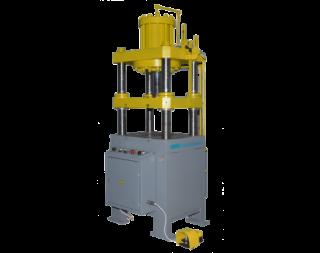 Пресс гидравлический вертикальный ПВ-100