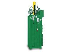 Пакетировочный пресс для витой металлической стружки, обрезков, алюминиевых и жестяных банок ПВТ-415