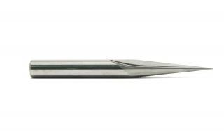 Фреза прямая двухзаходная конусная сферическая DJTOL N2ZXJQ6301580