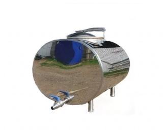 Термос для перевозки молока ТГ-2000