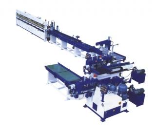 Автоматическая линия для сращивания по длине Beaver-150/9М