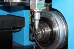 Оптоволоконный лазерный отрезной станок для круглых труб LX-FL40/1000 Raycus