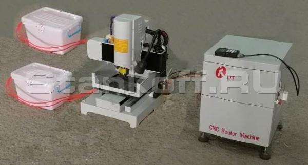 Фрезерный станок с ЧПУ по камню BL-3025