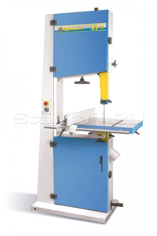 Вертикально-ленточный станок BS 50