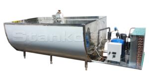 Танк-охладитель молока открытого типа ОМОТ-500
