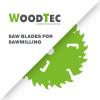 Пила дисковая WoodTec 350 х 75 х 3,8/2,5 Z = (24 + 24) + 4