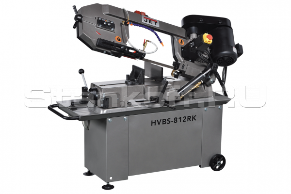 Ленточнопильный станок по металлу JET HVBS-812RK