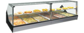Холодильная витрина АC87 SH 1,0-11
